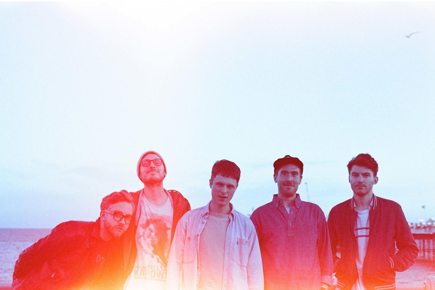 Swimming Tapes share new single 'Easy Strand'
