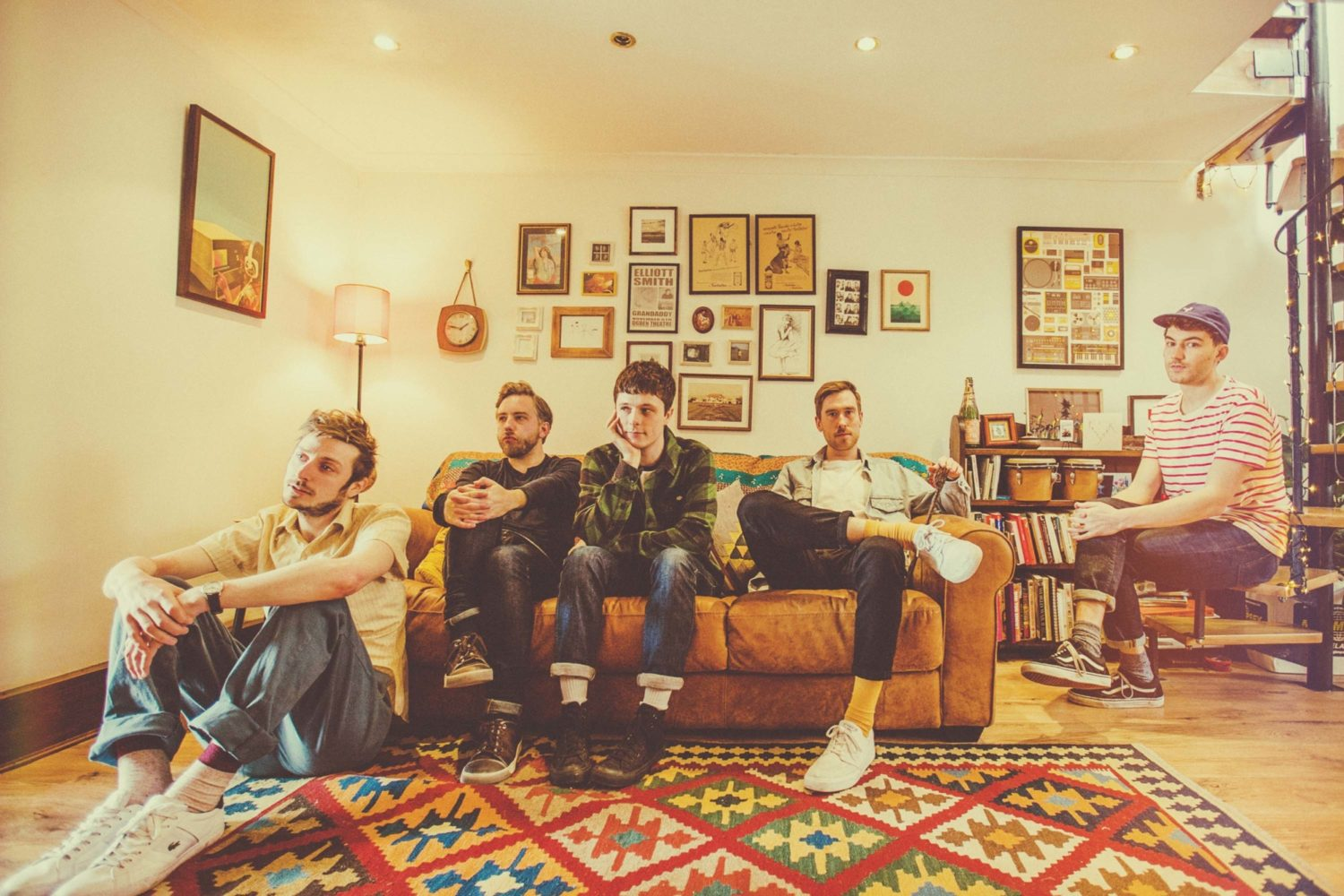 Swimming Tapes share 'Queen's Parade'
