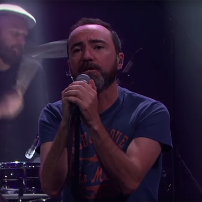 Watch The Shins play 'Cherry Hearts' on Corden