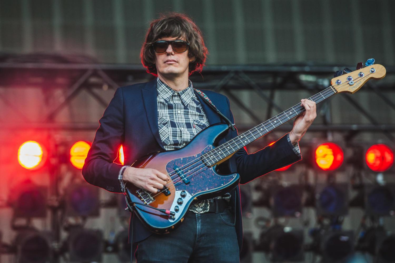 Nikolai Fraiture of The Strokes shares first song as Summer Moon