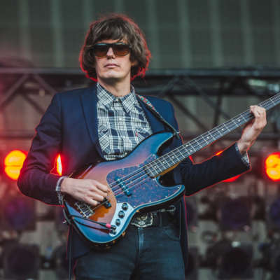 Nikolai Fraiture of The Strokes shares first song as Summer Moon