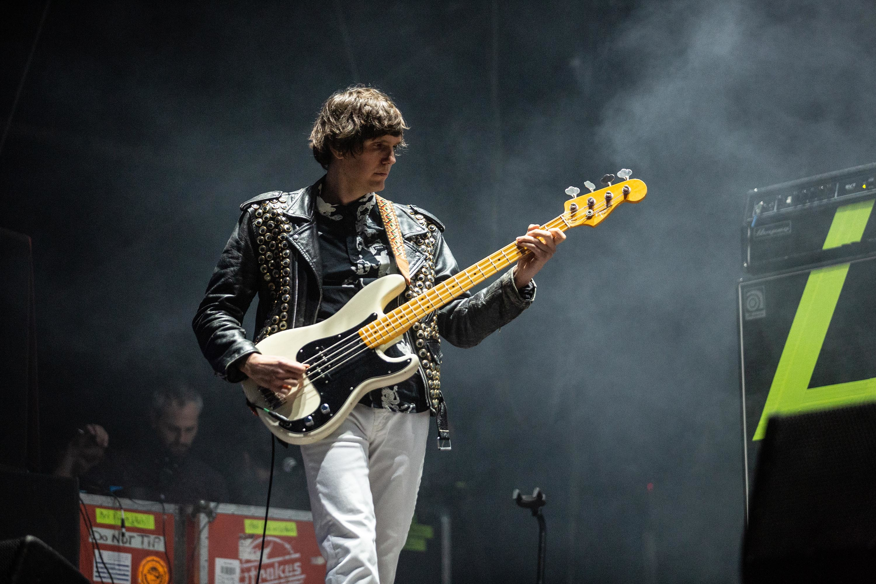 Sound problems mar the main stage, but a killer line-up wins through as The Strokes take on All Points East