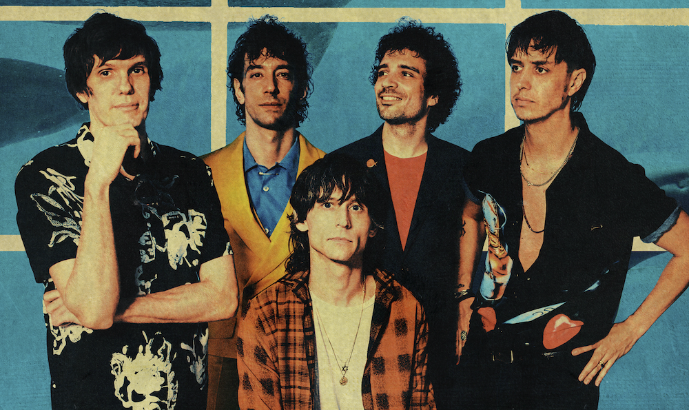 The Strokes confirm new album 'The New Abnormal