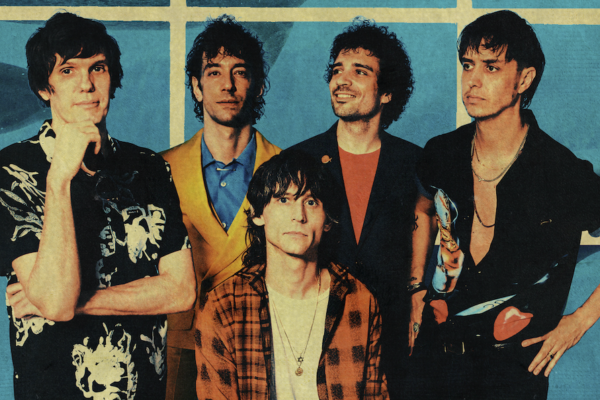 The Strokes release 'The Adults Are Talking' video