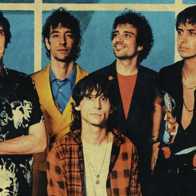 The Strokes release 'Ode To The Mets' video