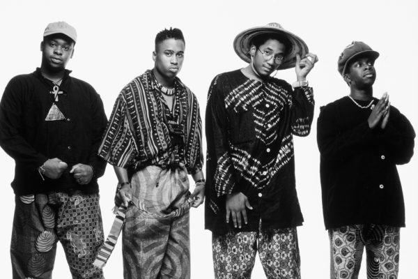 A Tribe Called Quest's new LP on course for #1 in the US album charts