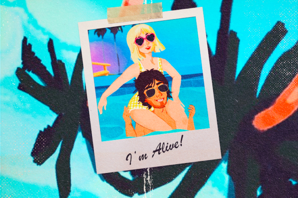 TTRRUUCES head on road trip in 'I'm Alive' video