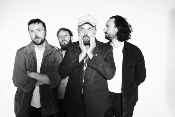 TV Priest share new track 'All Thing'