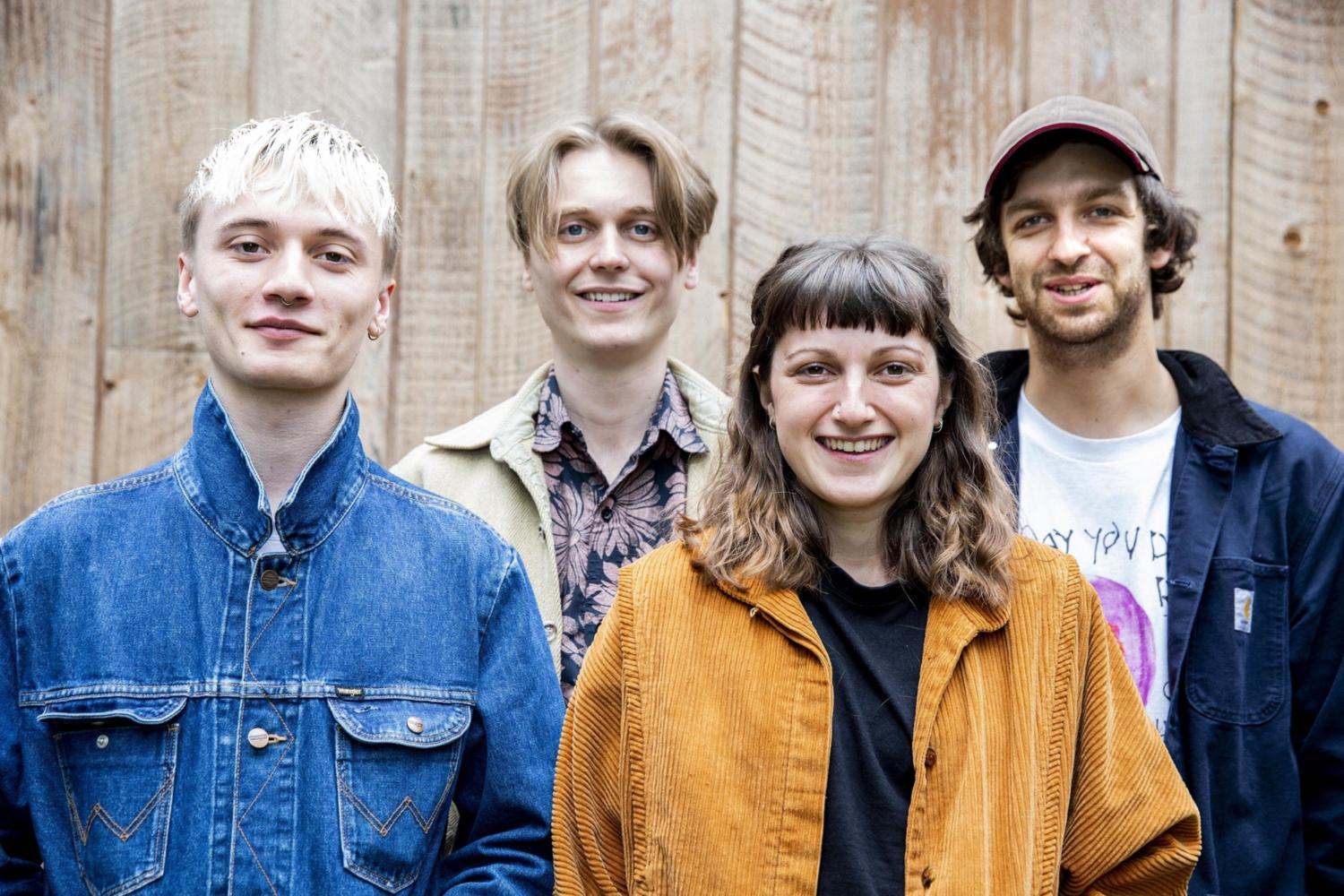 Talk Show release 'Ankle Deep (In A Warm Glass Of Water)'