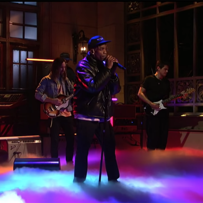 Watch Kevin Parker perform with Travis Scott on SNL