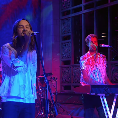 Tame Impala debut new song 'Borderline' on SNL