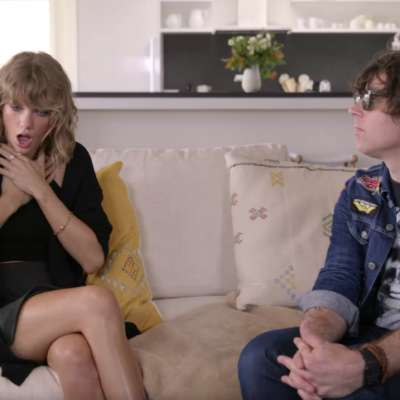 Watch Ryan Adams interview Taylor Swift (of course)
