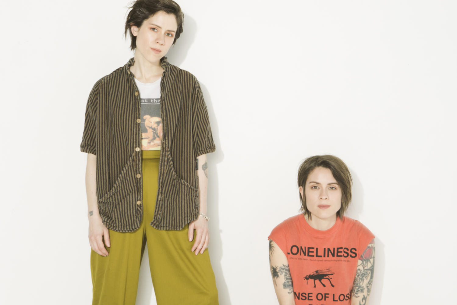 School's Out: Tegan and Sara