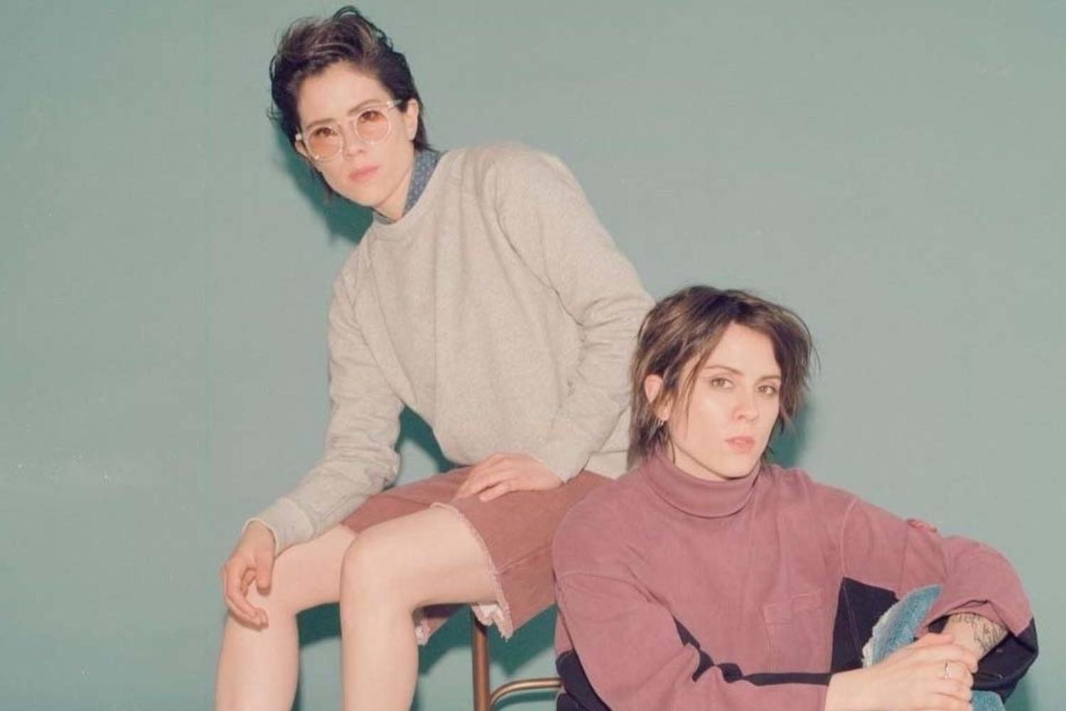 Tegan and Sara announce 'Hey, I'm Just Like You' track listing, share 'I'll Be Back Someday'