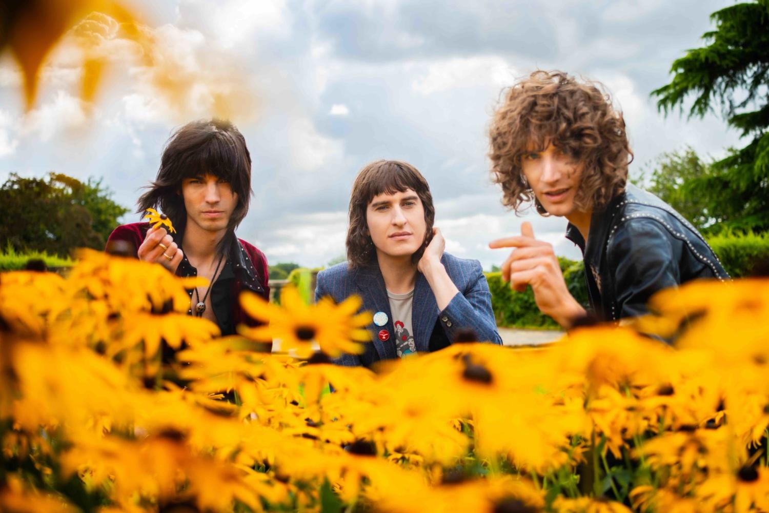 Temples have a wild night out in new 'You're Either On Something' video