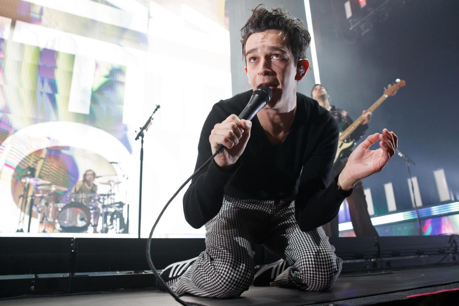 The 1975 confirmed as surprise headliner for Pitchfork Festival Paris