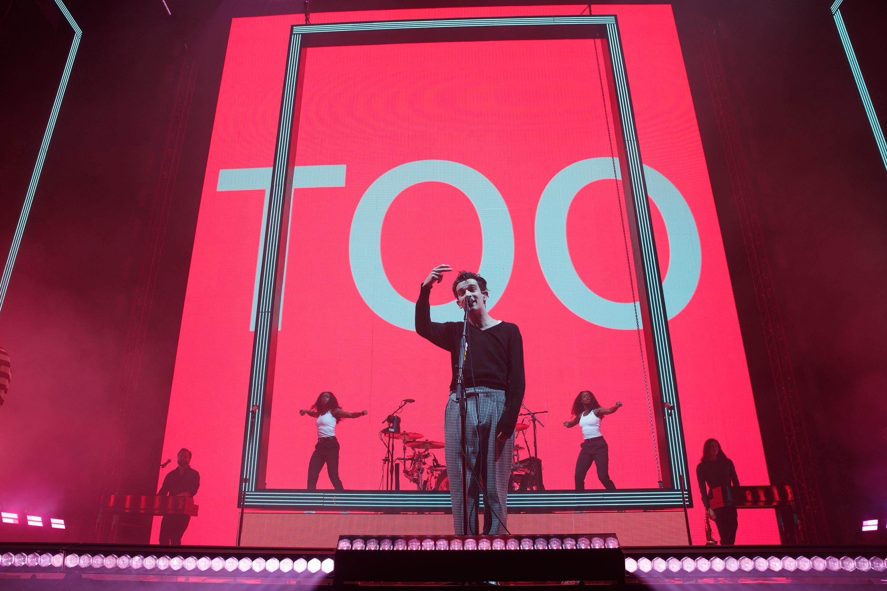 The 1975, The O2, London