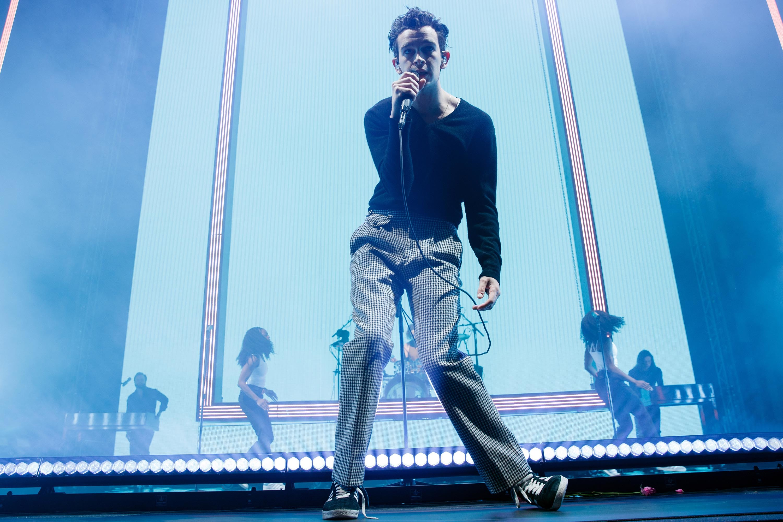 Matty Healy hints that The 1975 are set to host their own festival