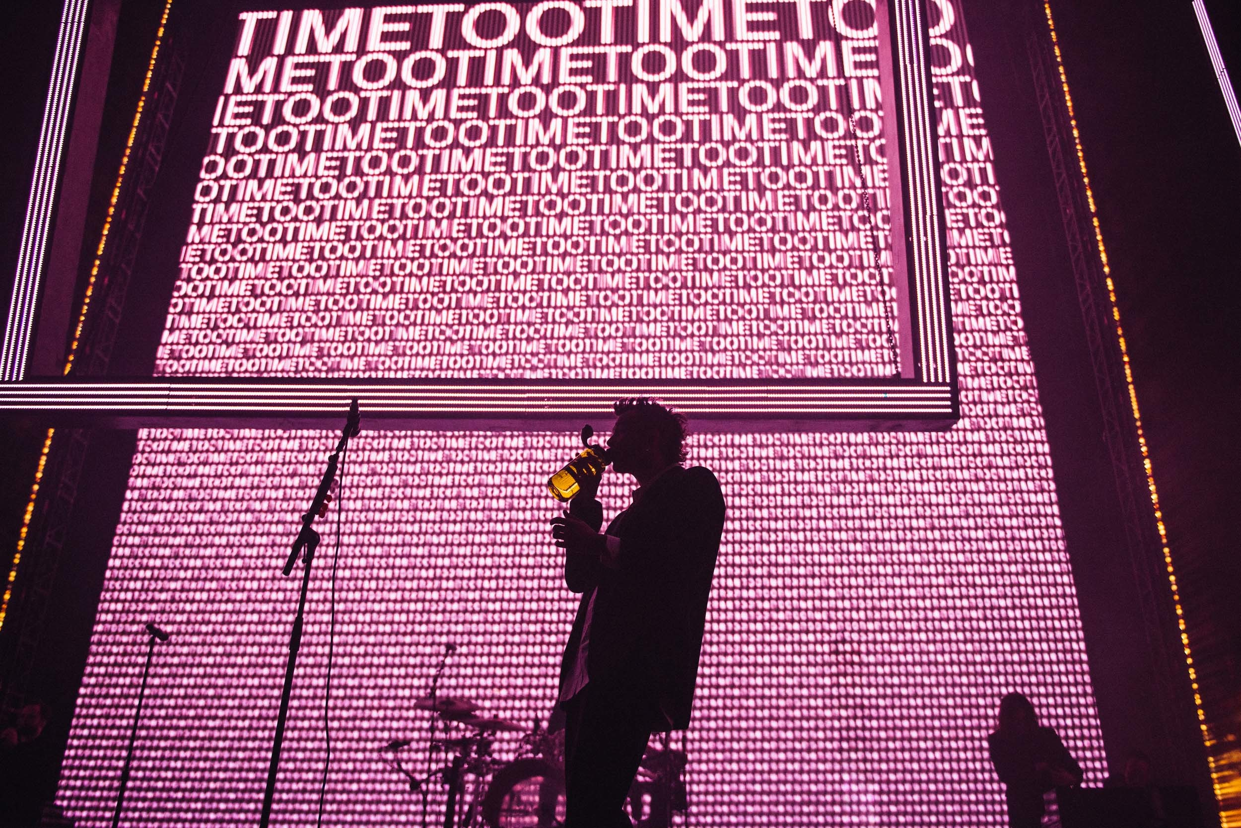 The 1975, O2 Arena, London