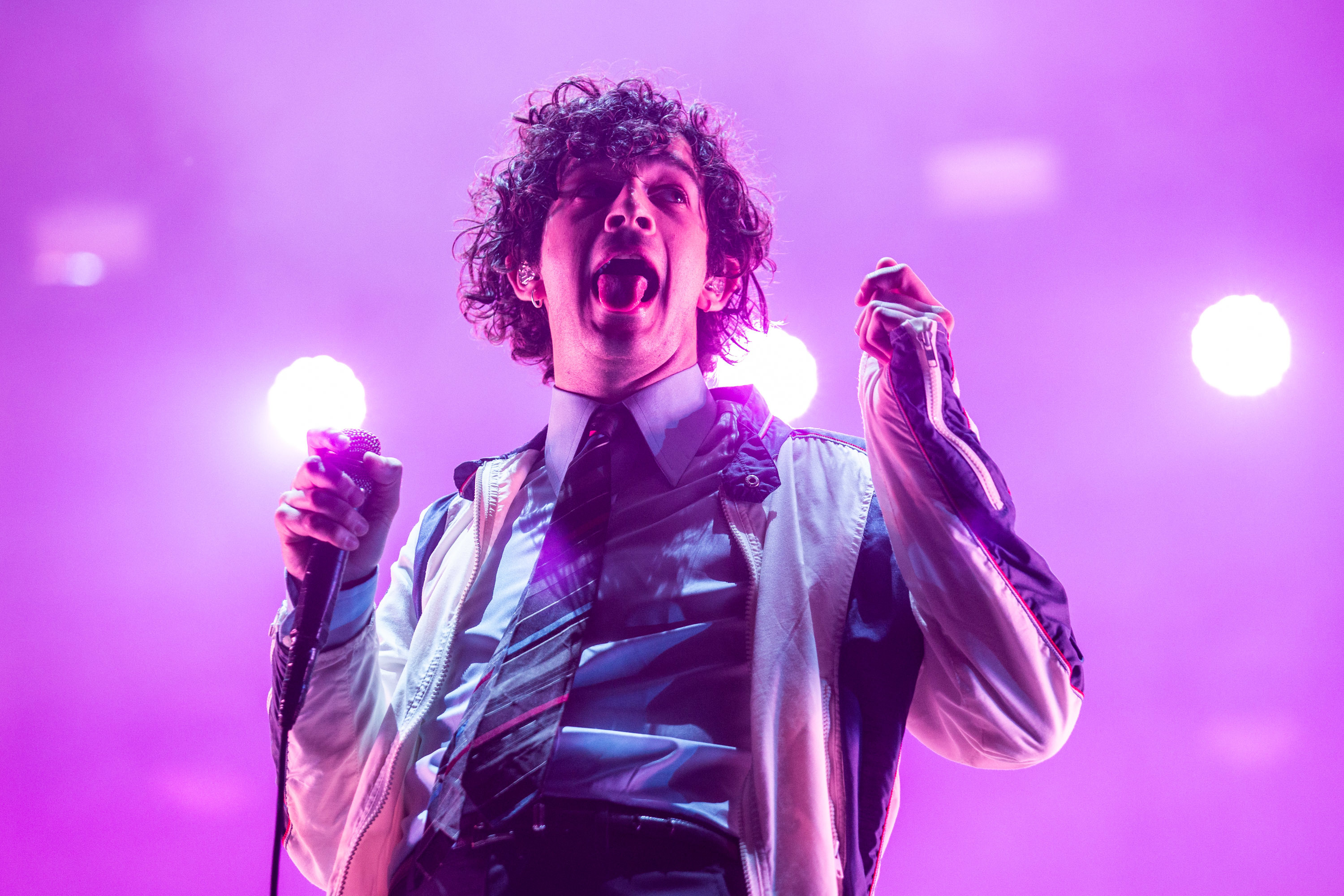 The 1975 and Skepta shutdown day one of Pohoda Festival