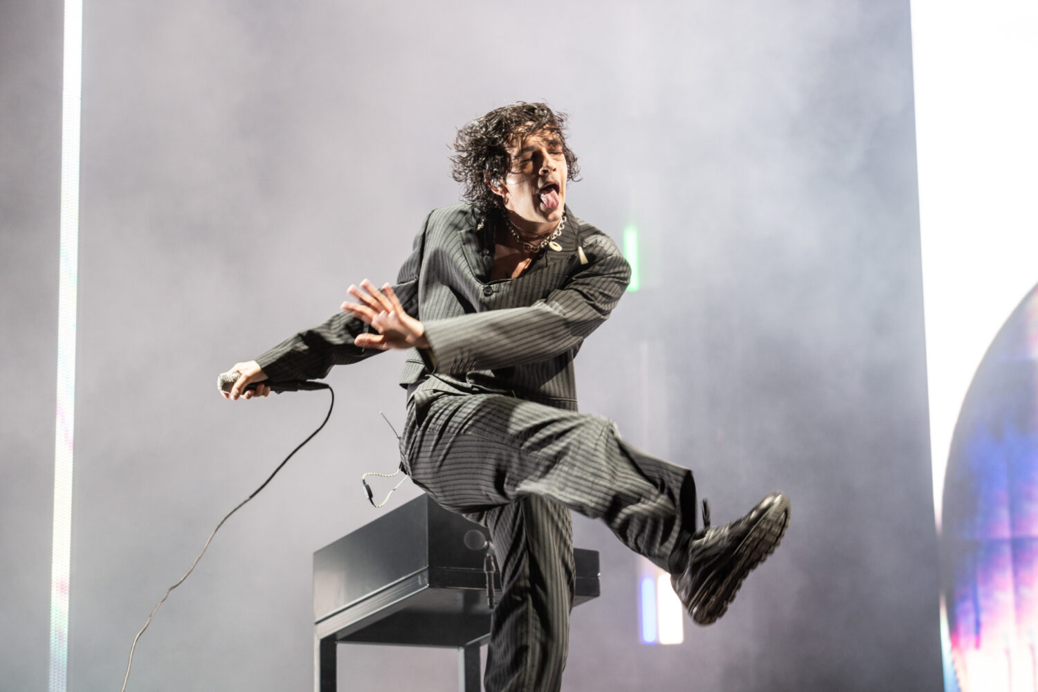 The 1975 dominate Day 1 of Reading 2019