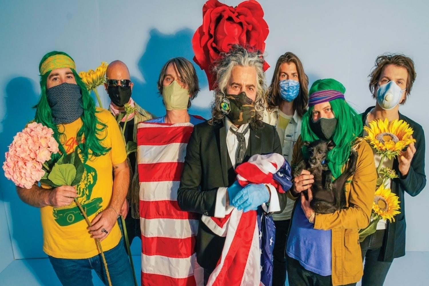 The Flaming Lips release 'Dinosaurs On The Mountain'
