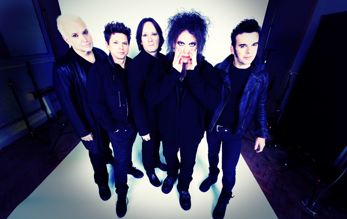 The Cure confirm North American tour dates
