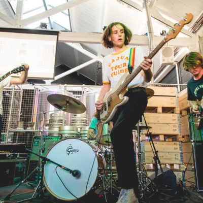 Thee MVPs bring the noise to Big Indie Big Nights