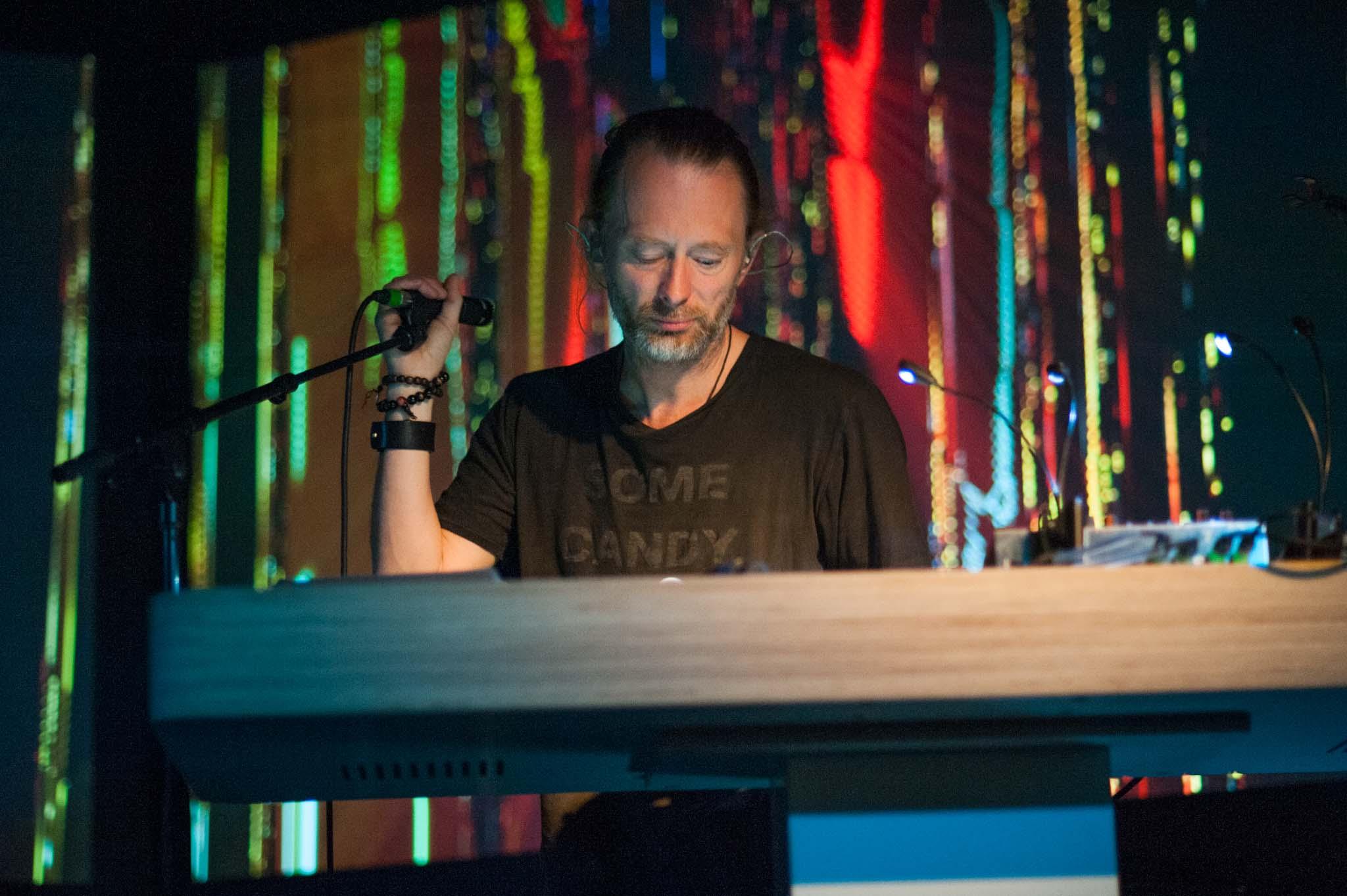 Listen to a teaser of Thom Yorke's new horror film score for 'Suspiria'