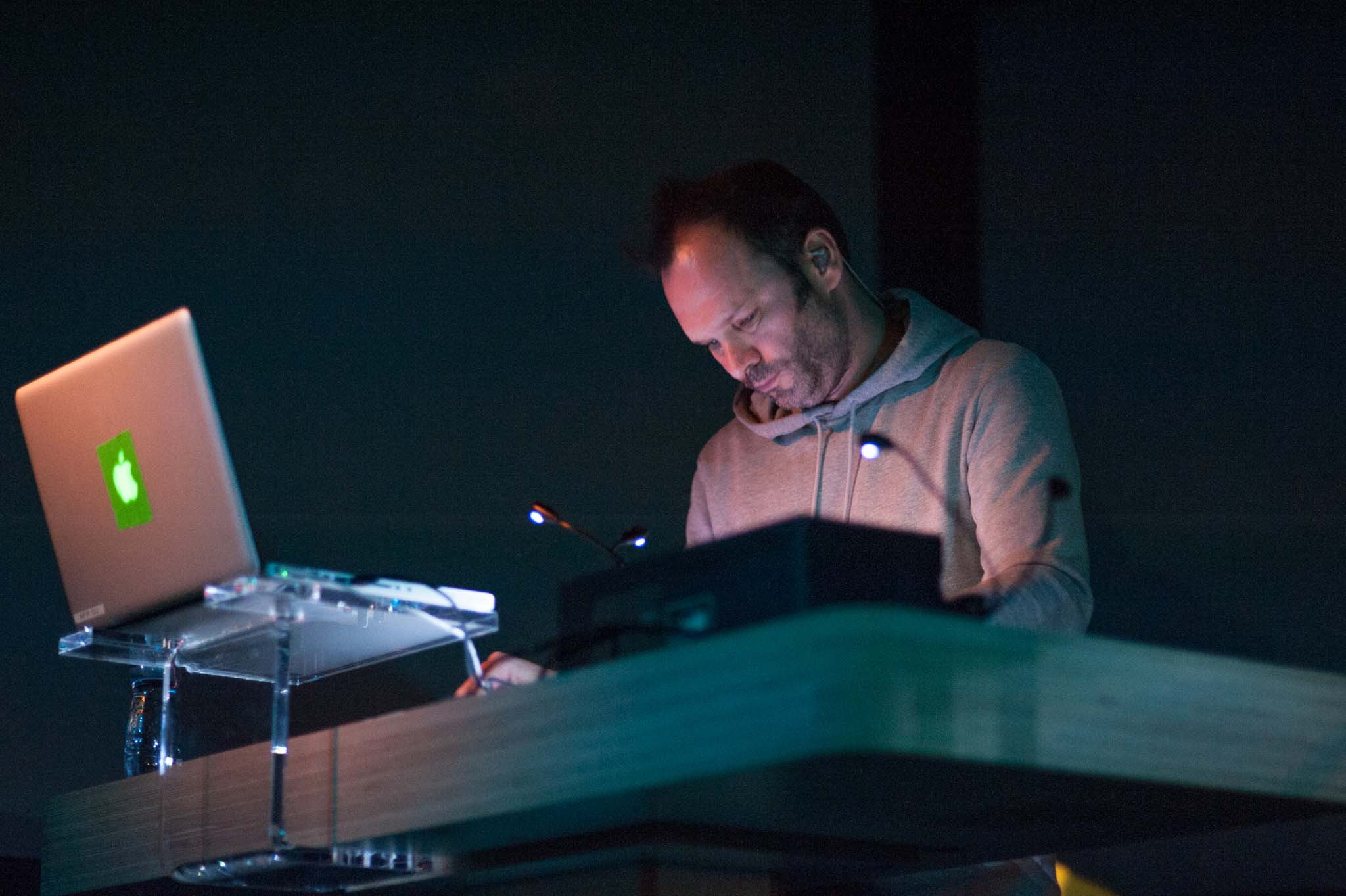 """""""A large piece of my soul lives here.."""" - Nigel Godrich thanks Radiohead for 'A Moon Shaped Pool'"""