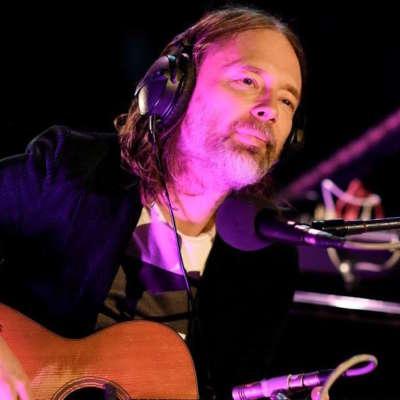 Watch Thom Yorke play 'Suspiria' songs at Maida Vale
