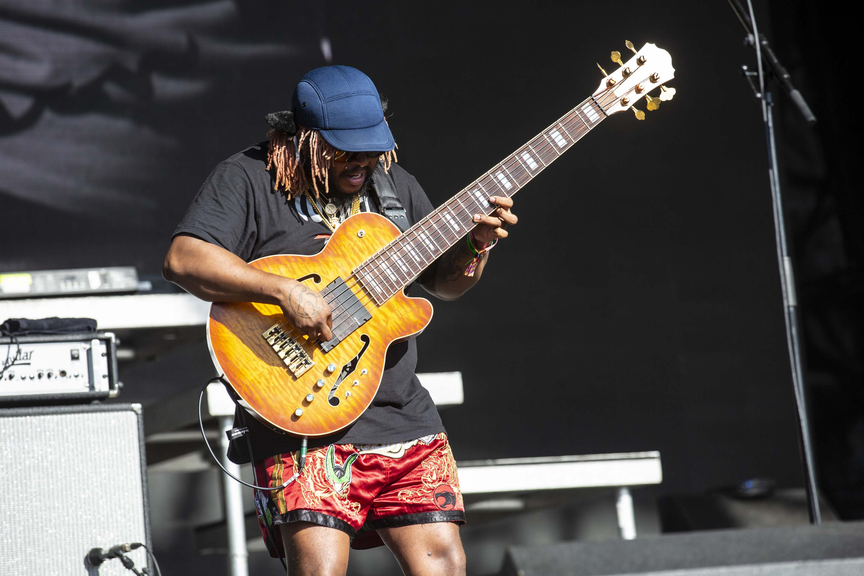 Thundercat serves up idiosyncratic brilliance at Bestival 2018
