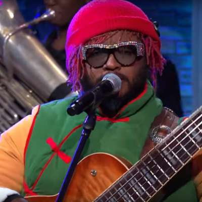 Watch Thundercat play 'Them Changes' on Colbert