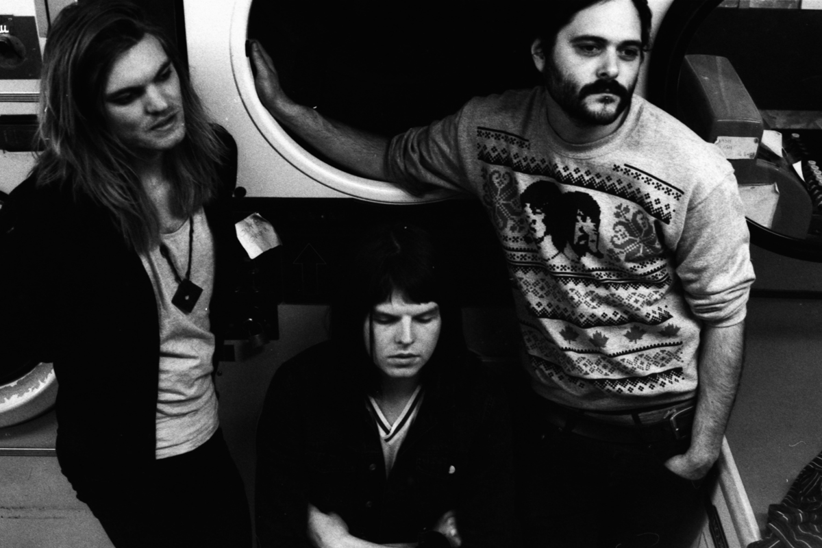 Tigercub get spooky on new 'Pictures Of You' single
