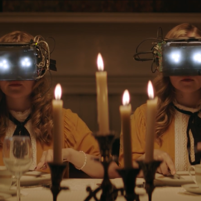 Tigers Jaw enter a virtual world in their 'Escape Plan' video