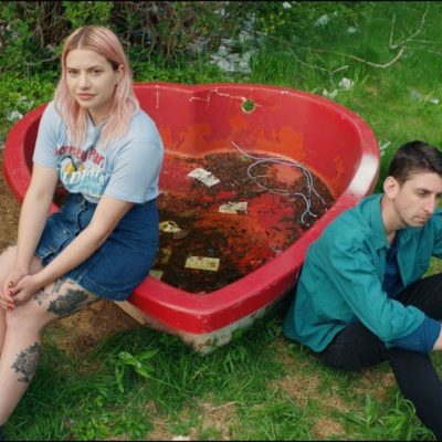 Tigers Jaw hit the resort in the video for 'June'