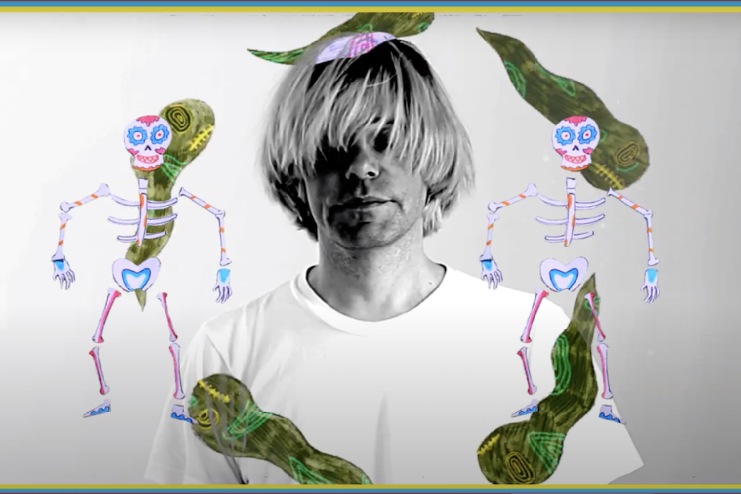 Tim Burgess releases 'Laurie' video