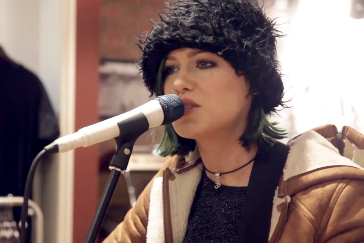Watch Tonight Alive perform 'Amelia' in store at Dr. Martens Newcastle