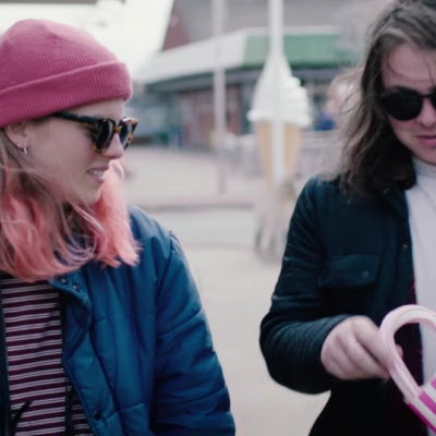 Toothless shares video for 'Palm's Backside', featuring Marika Hackman