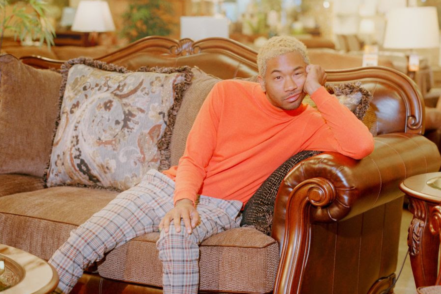 Toro Y Moi shares new video for '50-50'