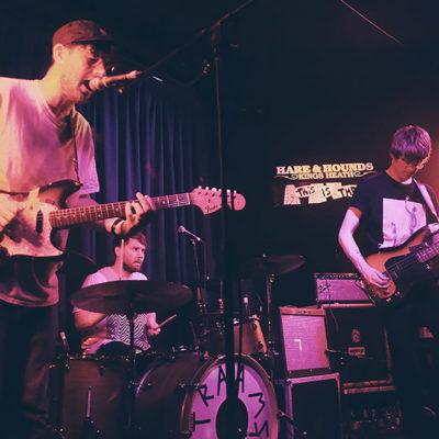 TRAAMS prove themselves masters among mayhem at Birmingham gig