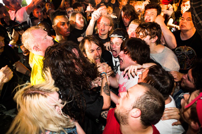 Trash Talk, Le Pub, Newport