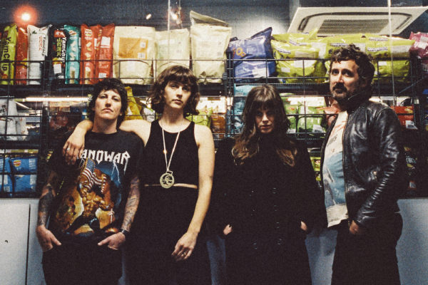 Tropical Fuck Storm announce new album 'Deep States'