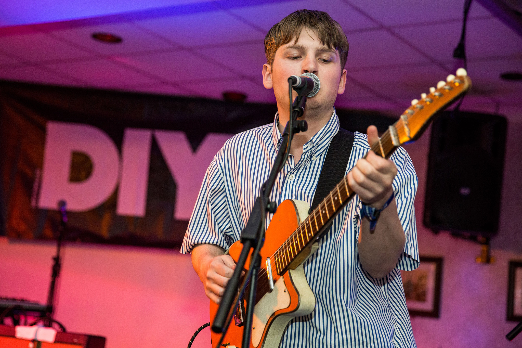 Trudy bring shuffling feet and soppy serenades to DIY's Great Escape stage