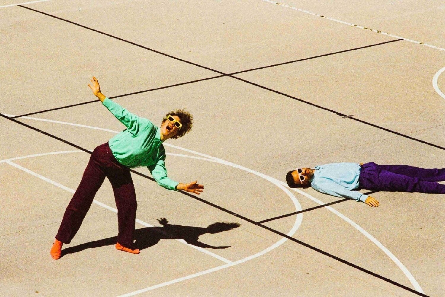 Tune-Yards announce new album 'sketchy'