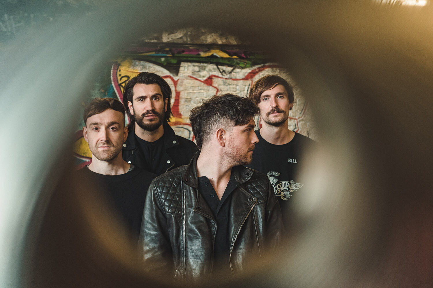 Twin Atlantic revisit Barrowlands in their 'Whispers' video