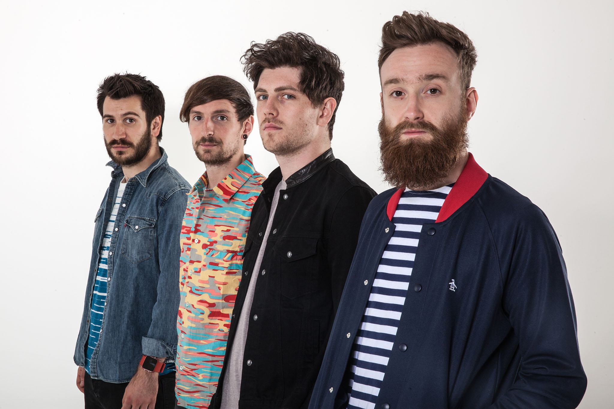 """Twin Atlantic: """"Rock music can be taken too seriously"""""""