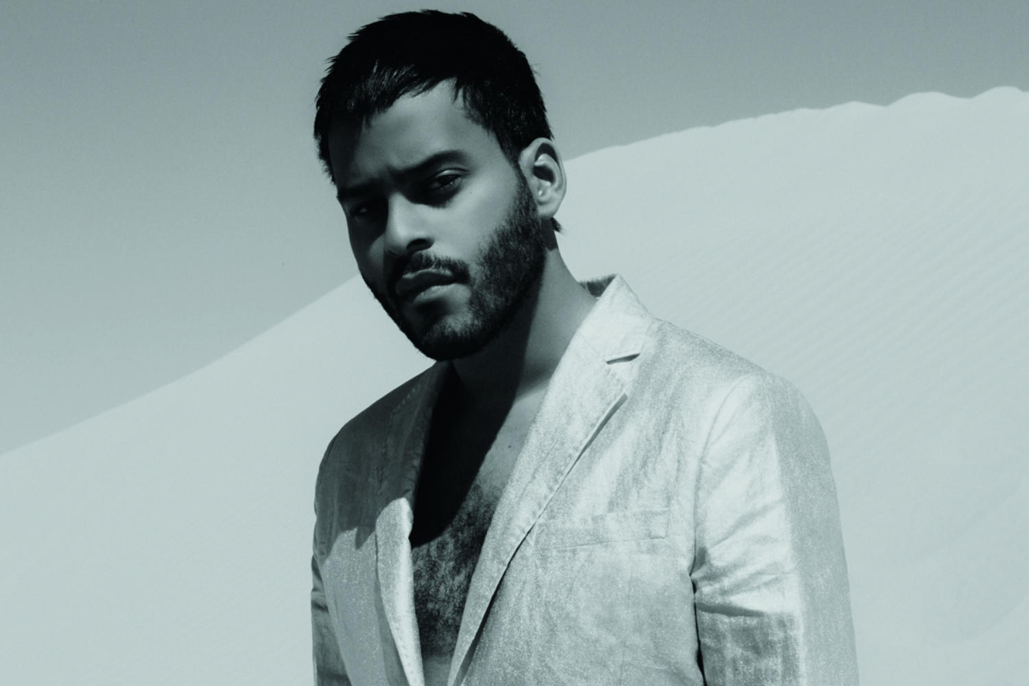Twin Shadow shares demos mixtape, 'Night Rally'