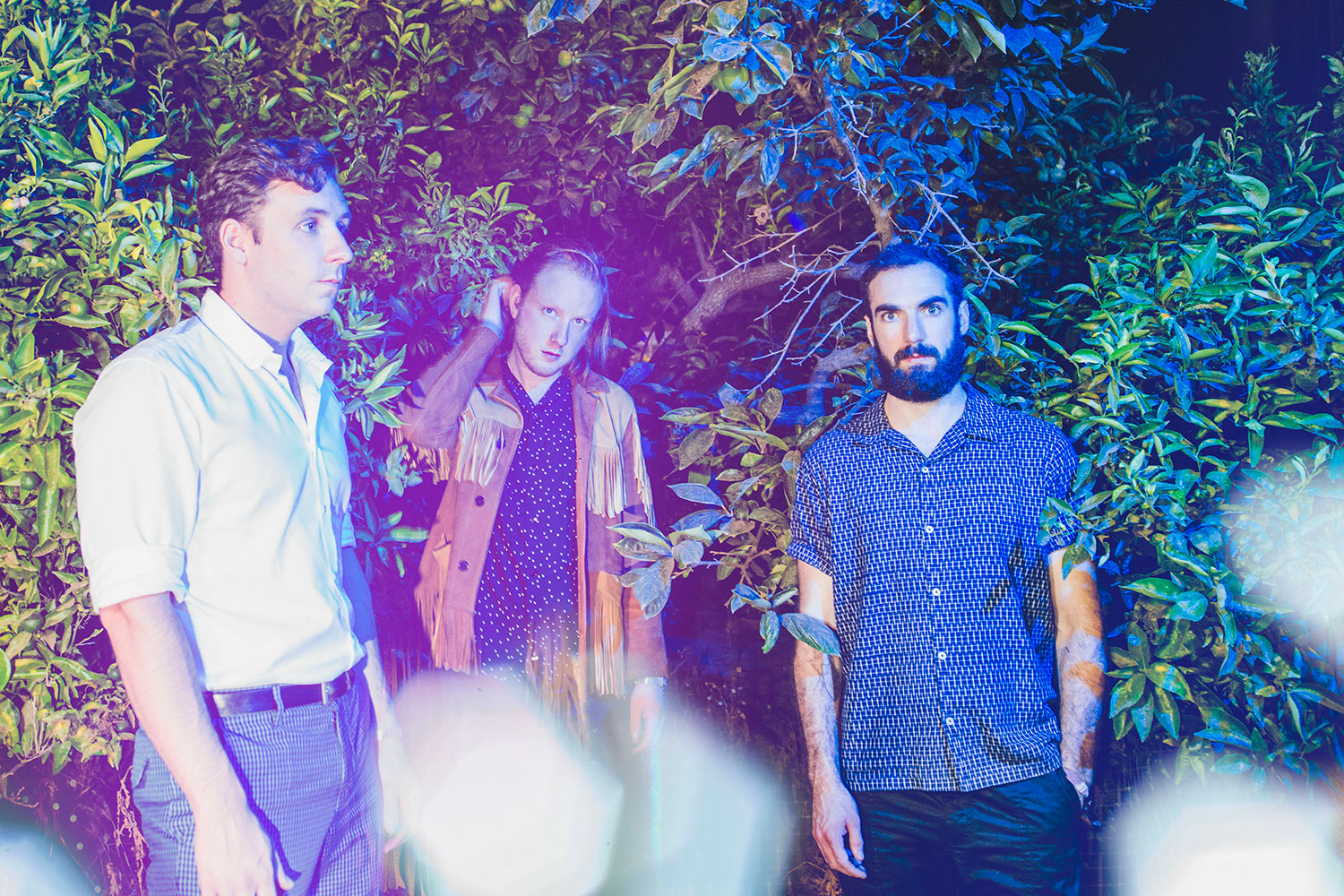 Game over? Two Door Cinema Club are back from the brink