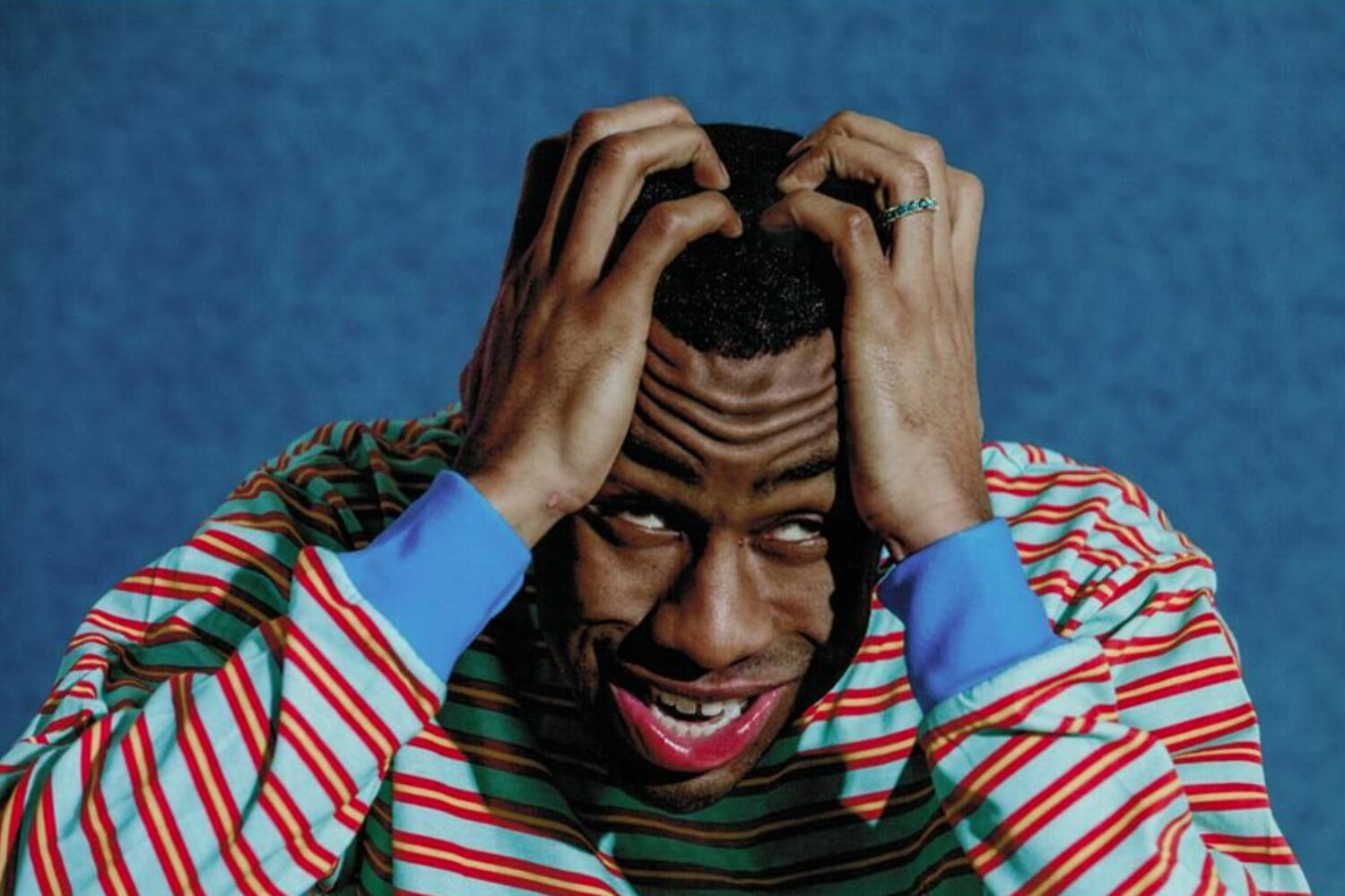 Tyler, The Creator takes 'Flower Boy' to the telly